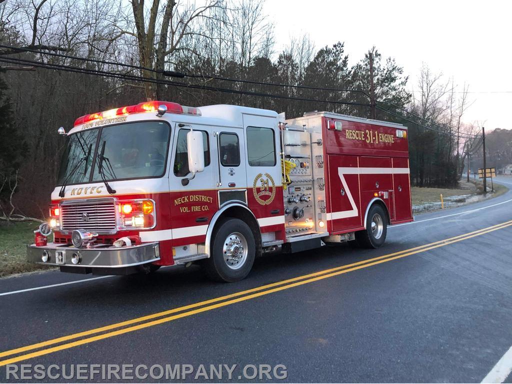 Rescue Engine 31-1