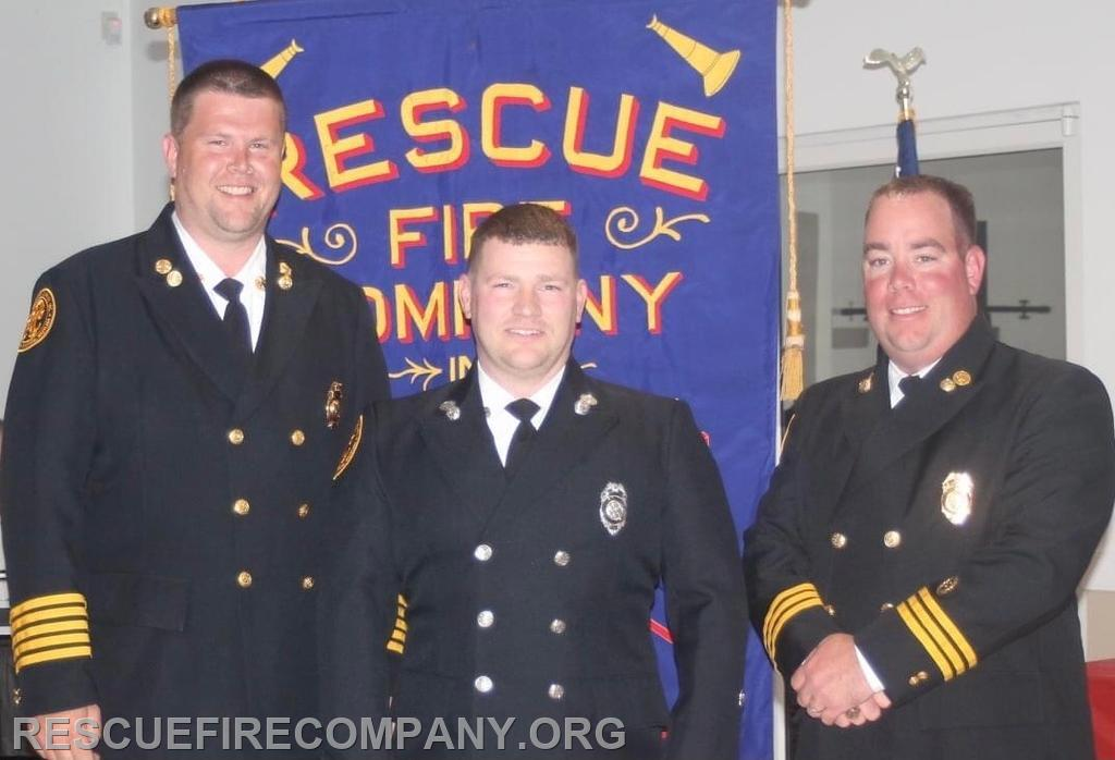 Officer of the Year Captain Trey Davis