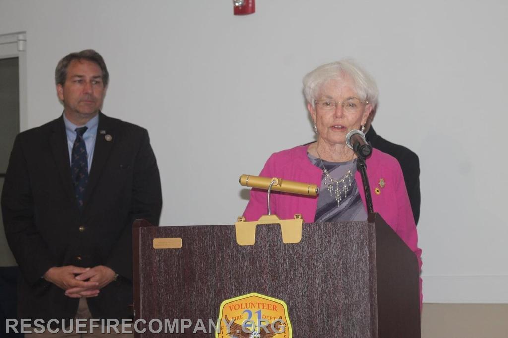 Maryland State Senator Addie Eckardt (37) & Maryland State Delegate John Mautz (37B)