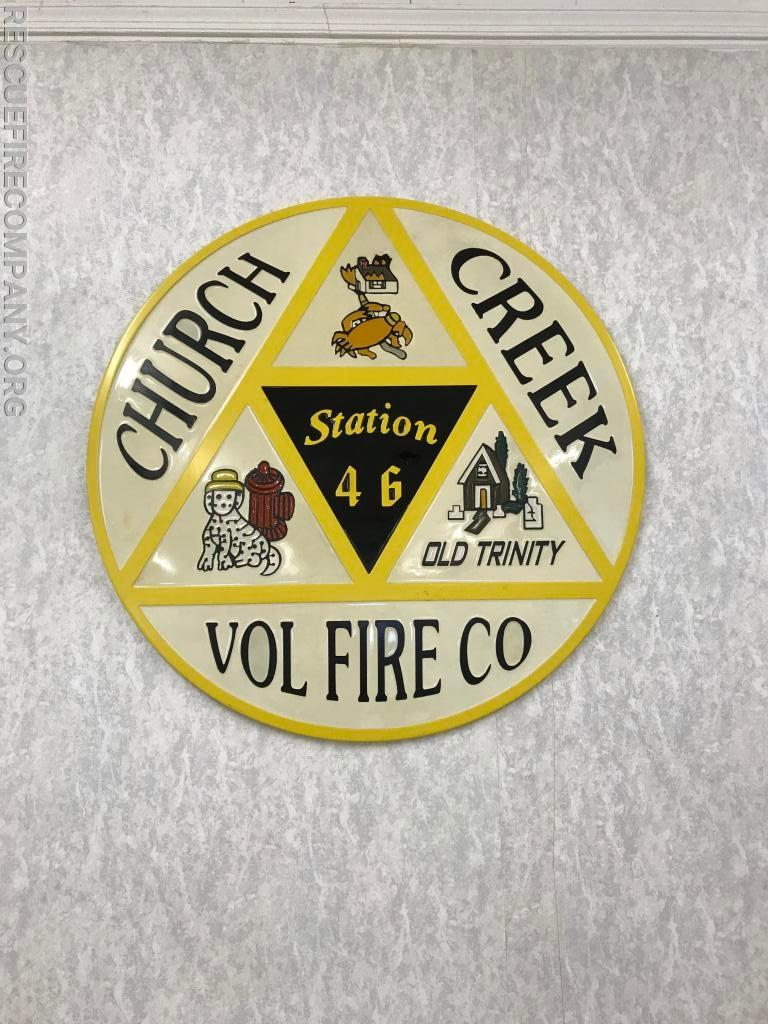Church Creek VFD Hall