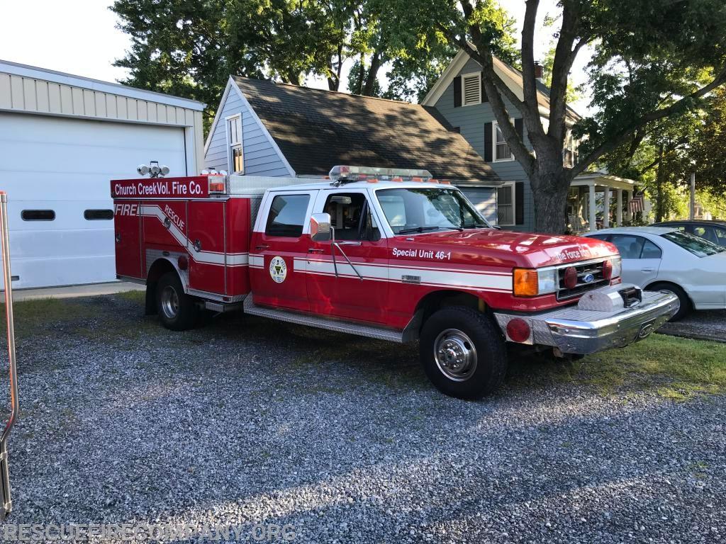 Station 46 (Church Creek) Special Unit 46