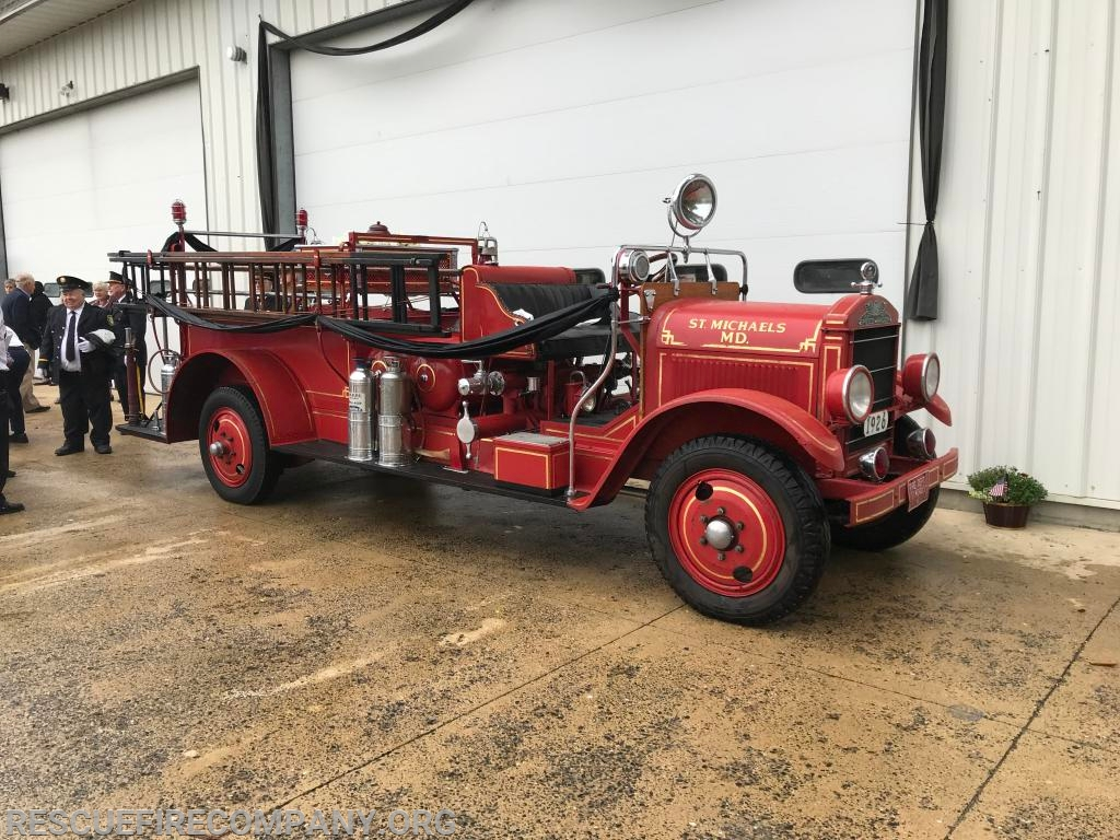 "Engine 43 ""Maggie"" A 1926 Reo Speedwagon"